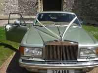 A beautiful Rolls Royce Silver Spirit for sale, pure luxury.