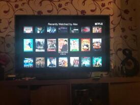 43' flatscreen tv