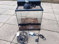 Tanks and vivs for reptiles for sale