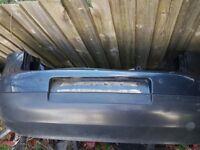 VW GOLF MK5 REAR BUMPER