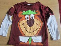 YOGI Bear long sleeve t shirt
