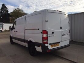 MERCEDES SPRINTER 313CDI, MWB LOW ROOF, 59REG FOR SALE