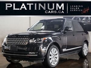 2013 Land Rover Range Rover SUPERCHARGED, NAVI,