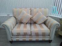 Gorgeous 2 Seater Sofa & arm chair