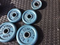 Mixed weights and 2 Dumbbells