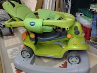 Smart Trike All in One Green