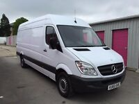 MERCEDES SPRINTER 313CDI LWB 60REG FOR SALE, NO VAT