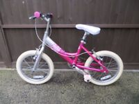 Raleigh Starz Girls bike