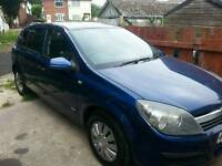 2006 Vauxhall astra 1.3