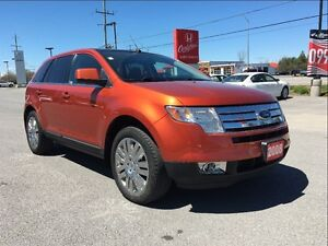 2008 Ford Edge Limited 4D Utility AWD