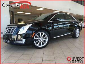 2014 Cadillac XTS Luxury CUIR TOIT PANO NAV 4X4 DEM.DIST