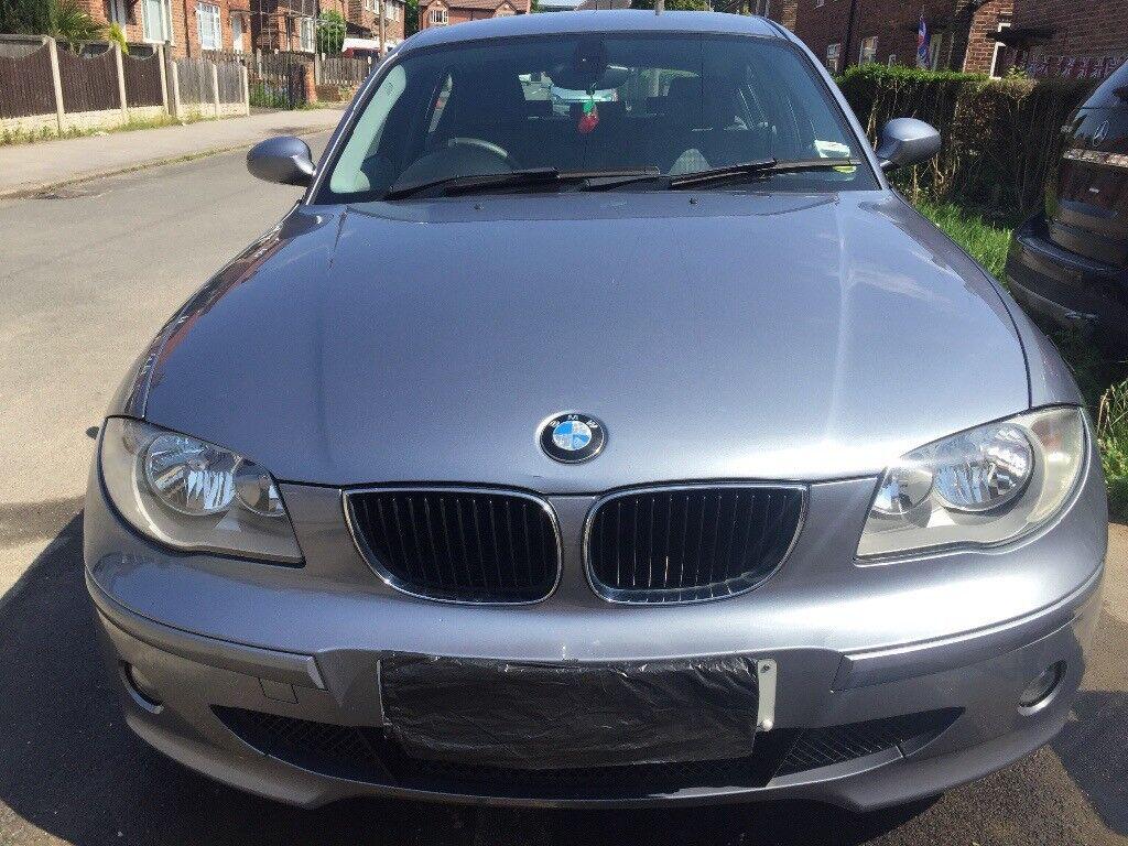 BMW 1 Series 2.0 118d Sport 5dr (Sold)