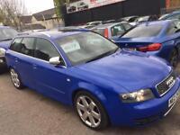Bargain Audi s4 avant 4.2 2003 best colour