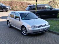Lady owner 200+BHP Volkswagen, GOLF GTi Turbo, Hatchback, 2000, Manual, 1781 (cc), 5 doors