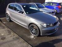 BMW 118 sport 2009 immaculate condition