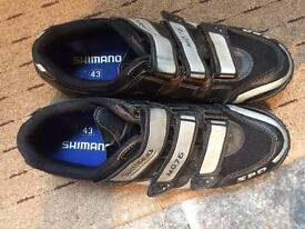 Shimano Spd shoes and Pedals