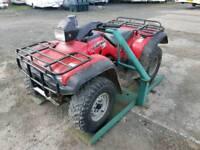 Quad atv security lock farm stables tractor