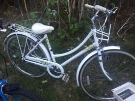 Vintage Raleigh Caprice limited edition