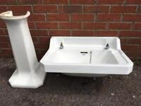 Howsons victorian sink