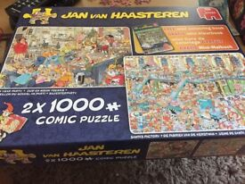 Jan van haasteren new year party and silvester party