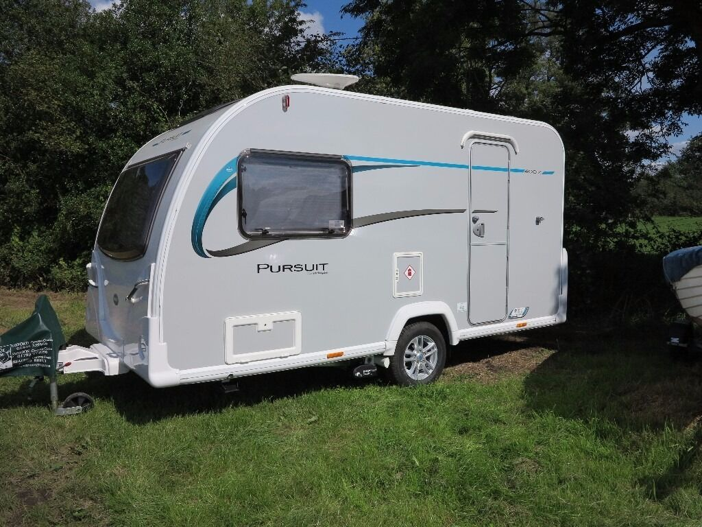 Bailey Pursuit 400 2 Caravan 2 Berth 2015 As Brand