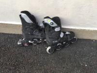 Reebok Pump Inline Roller Hockey Skates CCM