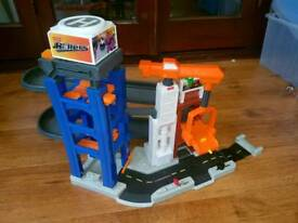 Toy 'Rollers' Garage
