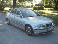 2003 BMW 320i, MOT MAY 2018, ONLY £595