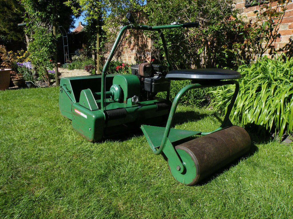 Ransom Mower Seats : Petrol mower ransomes buy sale and trade ads great prices