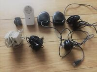 Various Adapters, Webcam Etc
