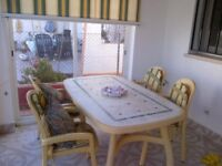 Spanish detached bungalow on the Costa blanca. 3 bed 2 shower rooms, one en-suite.