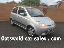 2009-58 Chevrolet Matiz se 1.0, 23000 miles !! 65 mpg low tax and insurance ,5doors immaculate