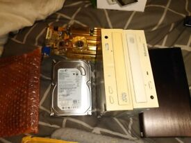 Various computer parts