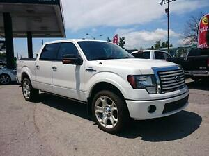 2011 Ford F-150 FX4 SuperCrew 5.5-ft. Bed 4WD Cambridge Kitchener Area image 3