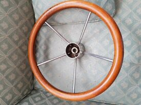 Pre-owned steering wheel £35.00 ono