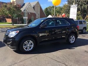 2014 CHEVROLET EQUINOX LS AWD- CRUISE CONTROL, BLUETOOTH, ONSTAR