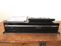 Sony DVD RECORDER & PVR - RDR-HXD870 160GB player / burner / writer