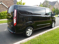 great Panel van Custom TRANSIT low miles. NO VAT