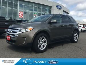 2013 Ford Edge SEL - PANORAMIC ROOF - LEATHER - NAVIGATION