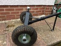 Towing Dolly mover