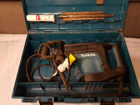 Makita HM1203C SDS Max Demolition Hammer 110v