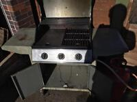 Gas BBQ large