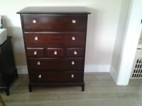 Stag Minstrel 7 Drawer Chest of Drawers Excellent condition