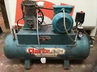Clarke 50l air compressor