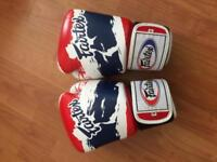 Fairtex 10 oz Muay Thai gloves