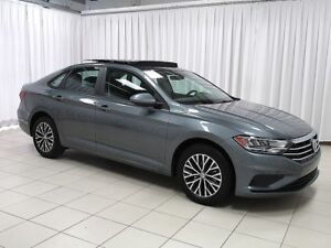 2019 Volkswagen Jetta WOW! WHAT MORE DO YOU NEED!? SEDAN w/ SUNR