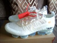 Nike Air Vapormax Off White Size UK9 Brand New in Box