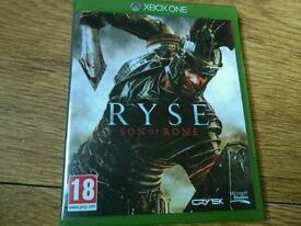 RYSE Xbox one