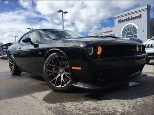 2016 Dodge Challenger SRT Hellcat 6.2L V8 Supercharged Engine