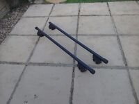 THULE Lockable Car Roof Bars